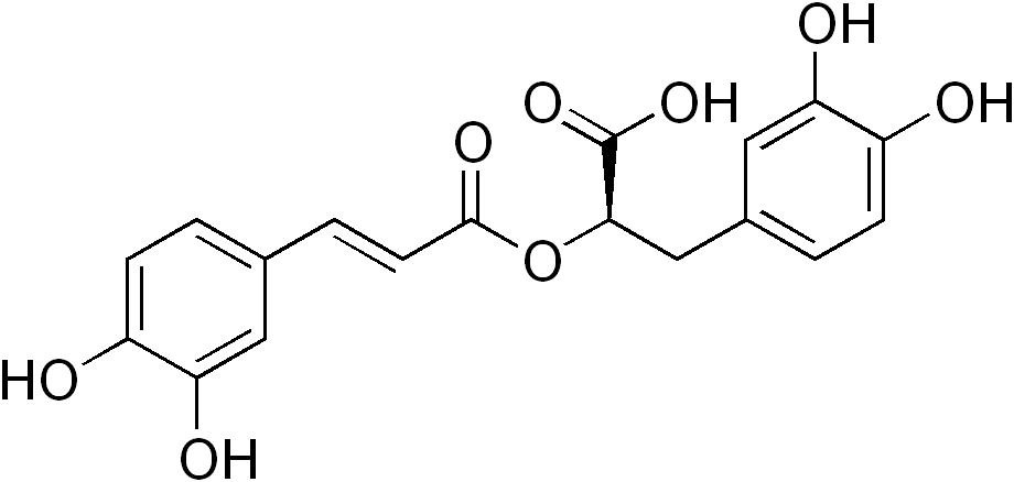 迷迭香酸化学式
